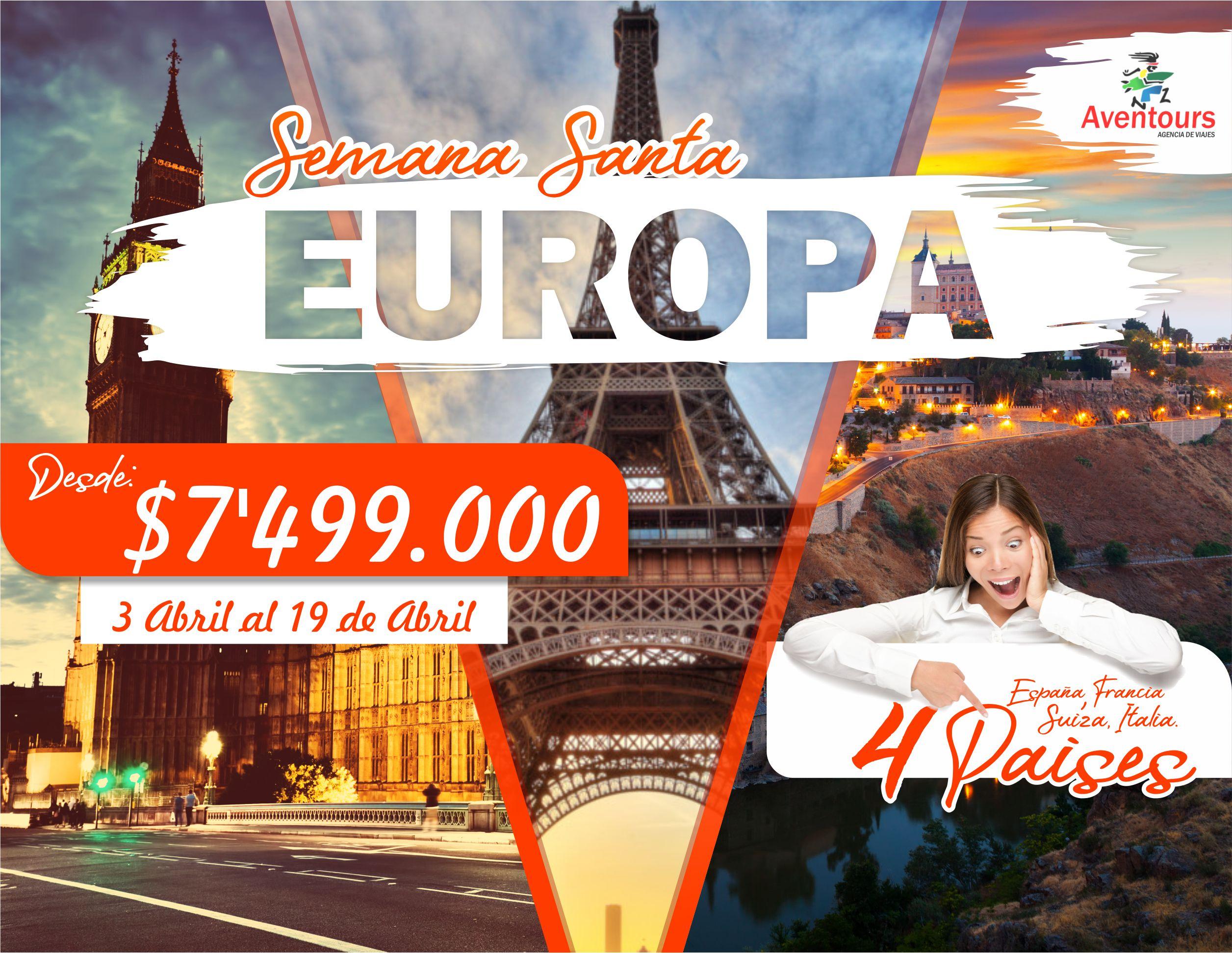 europa semana santa s